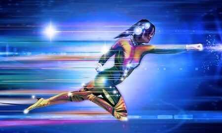 Speed Woman